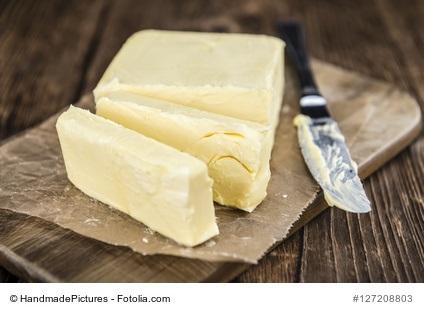 Butter - Butterknappheit in Schweden