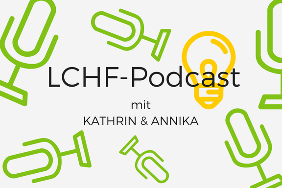 LCHF Podcast Logo