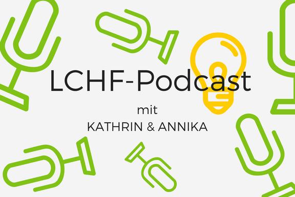 LCHF Podcast Logo