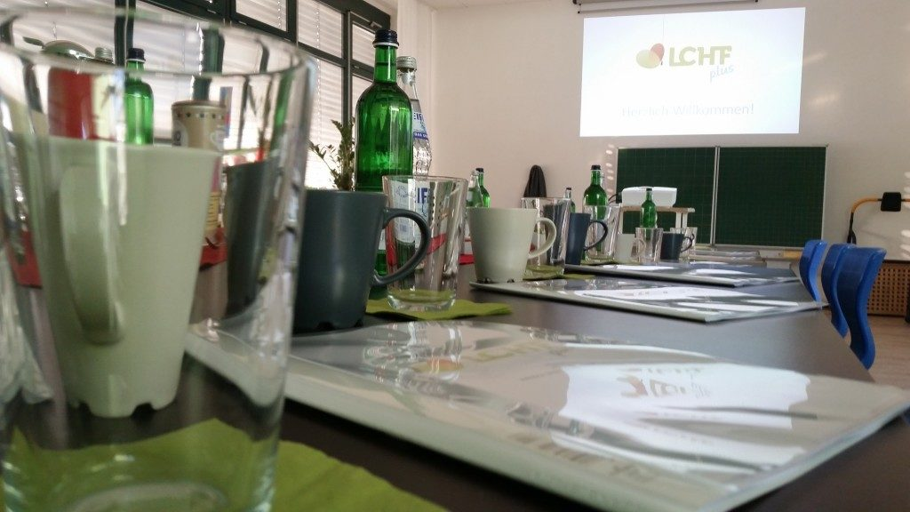 LCHFplus Seminar in meinen Räumen