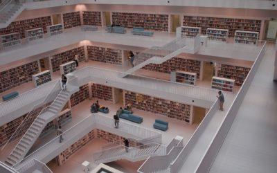 Literaturtipps - Foto Bibliothek Stuttgart