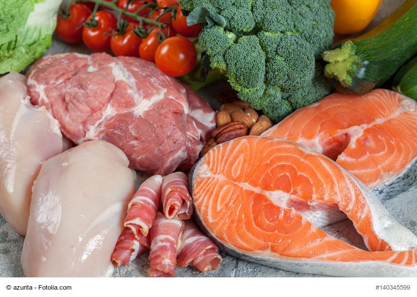 Wie viel Protein - diverse Proteinquellen