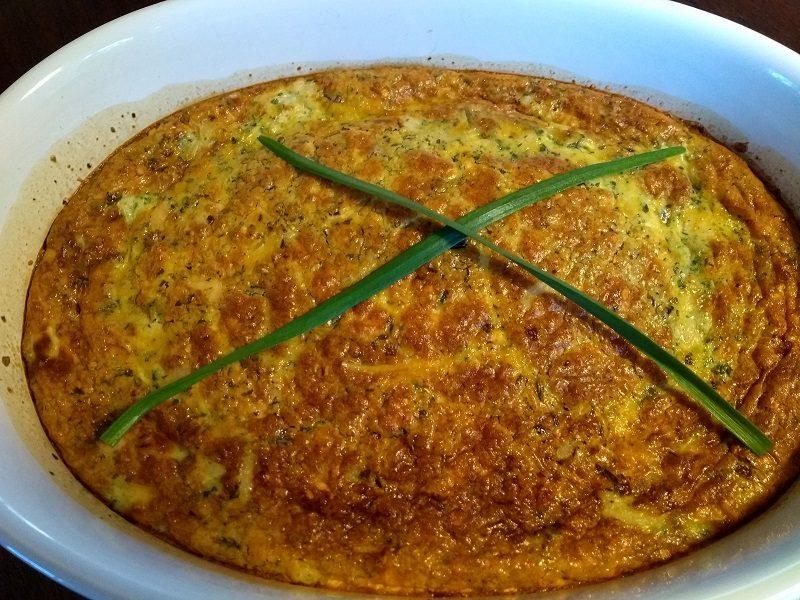 LCHF Fastfood Broewa Lachsquiche