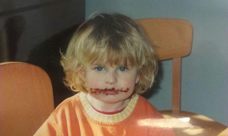 meine Meilensteine - Hanna mit 2 Jahren