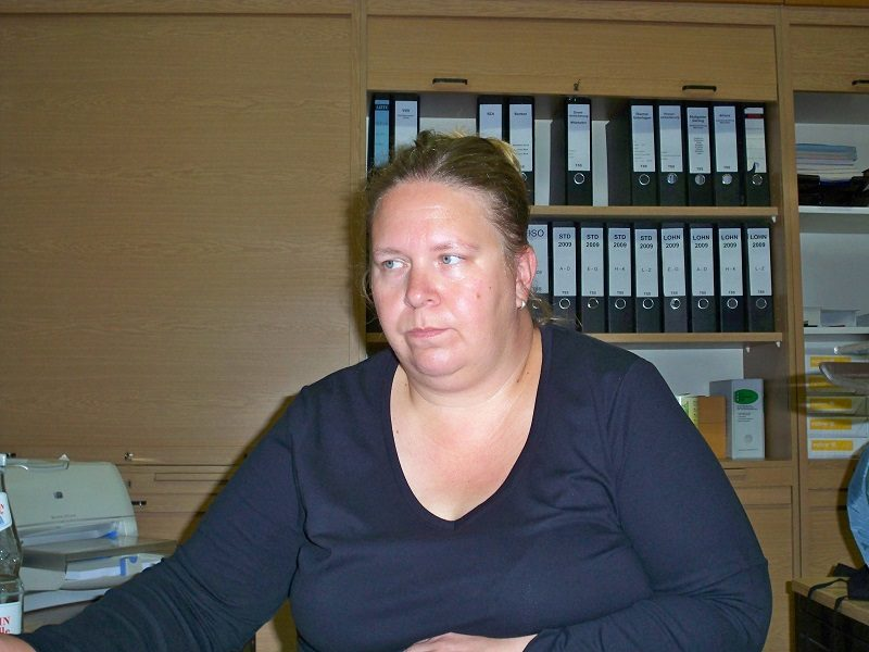 Annika Mai 2009