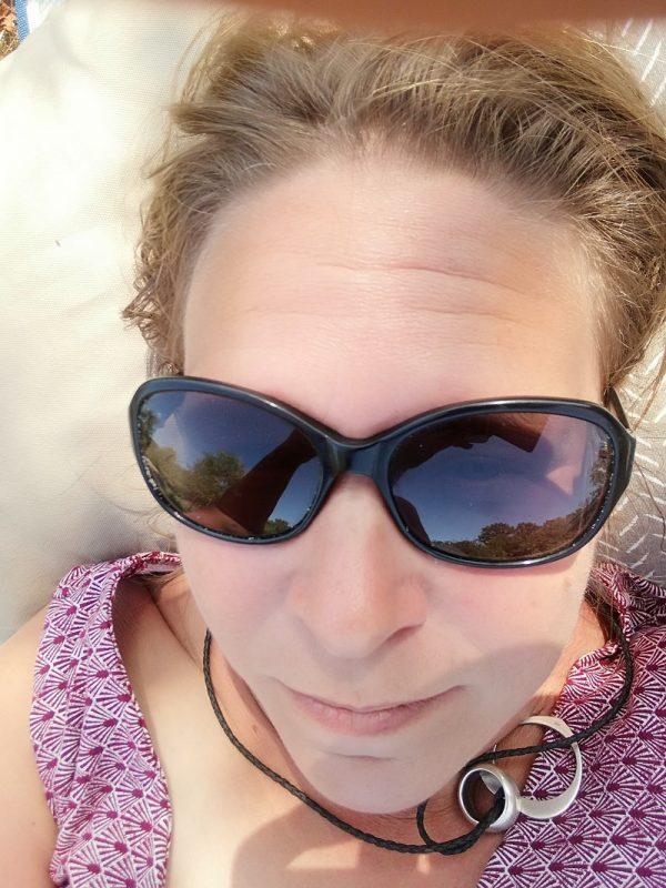 Zahn der Zeit - Foto von Annika unter der Birke