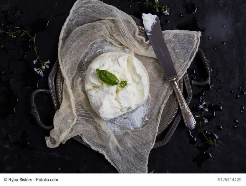 Labneh - Frischkäse selbst gemacht