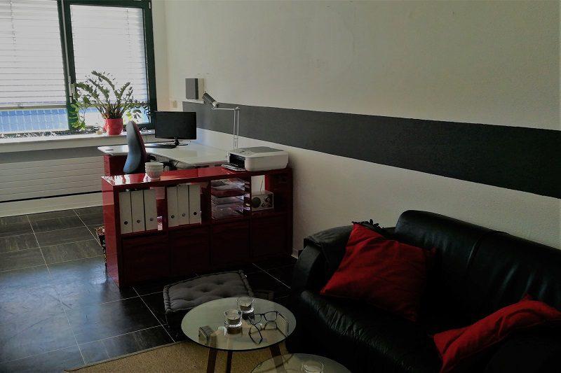 Das neue LCHFplus Büro - rechte Raumseite