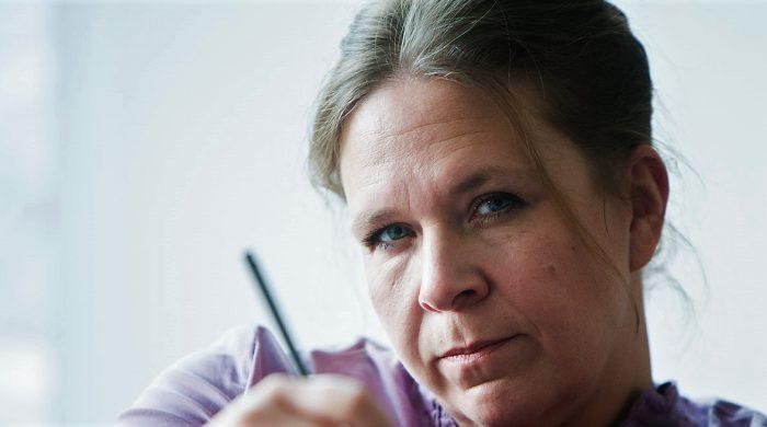 Annika Rask schreibt Entpuppt