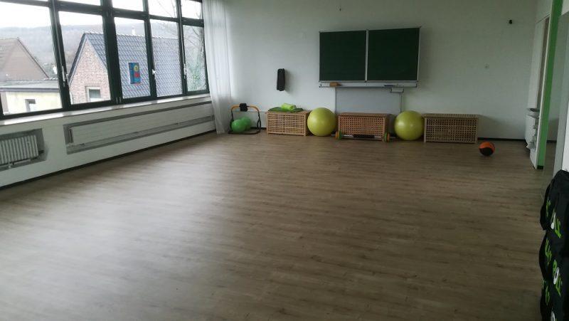 LCHF plus Räume - Trainingsfläche Teil 2